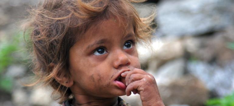 Страшная правда о детях попрошаек