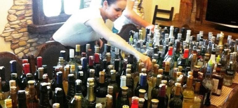 Разное количество алкоголя по-разному влияет на людей?