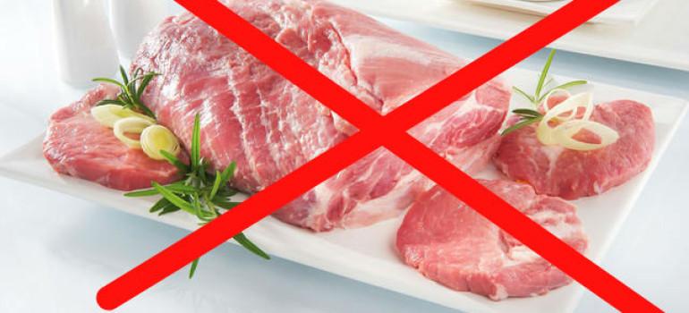 Жизнь без мяса: плюсы и… плюсы!