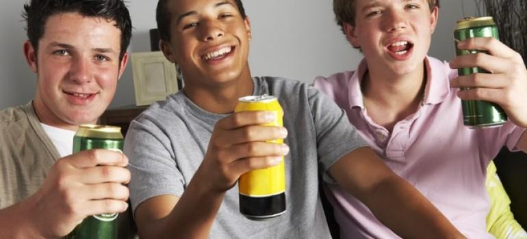 Лечения алкоголизма у подростков: миф или реальность?