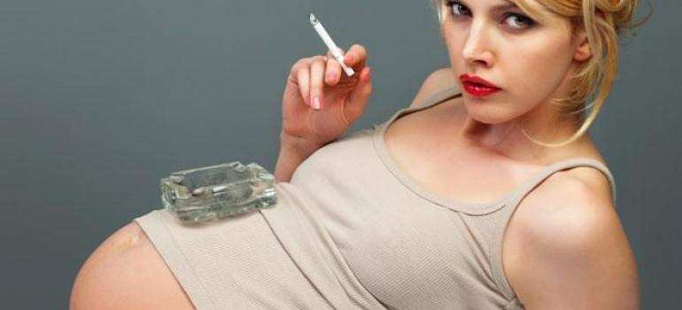 Как бросить курить при беременности: здоровье детей важнее!