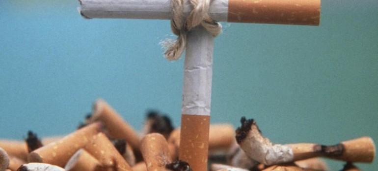 Что происходит когда бросаешь курить?..И спустилась на землю тьма..:)