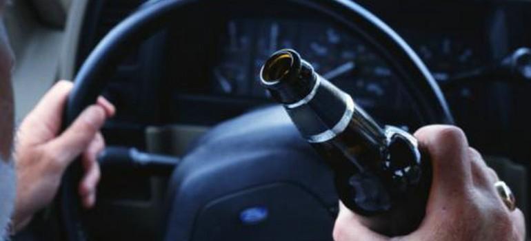 Машина и алкоголизм: Пара слов о вождении в пьяном виде