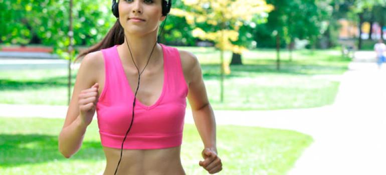 Сказ о том, как беговая дорожка похудеть помогает