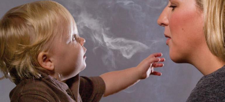 Беременность и курение: выбери, что для тебя важнее!
