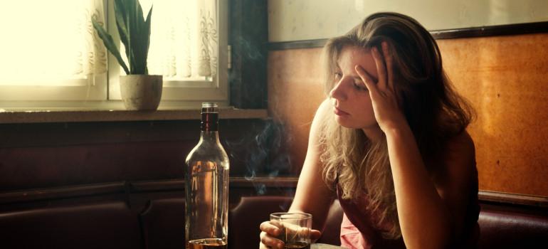 Открыт ген женского алкоголизма