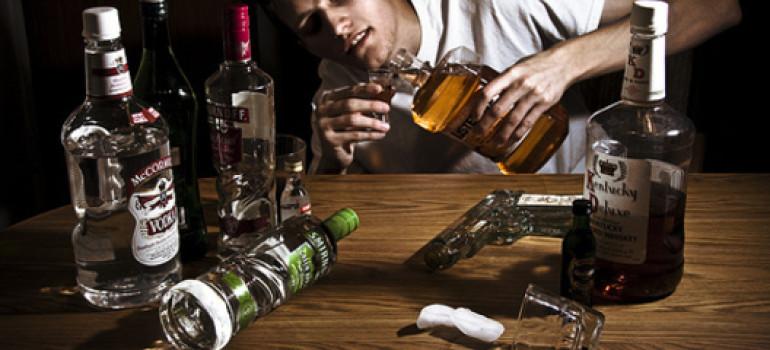 Муж алкоголик, что делать?