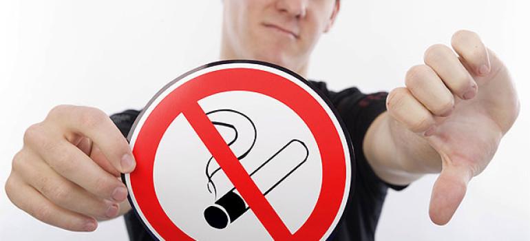 Борьба с курением на Аппенинах — греки стали курить меньше