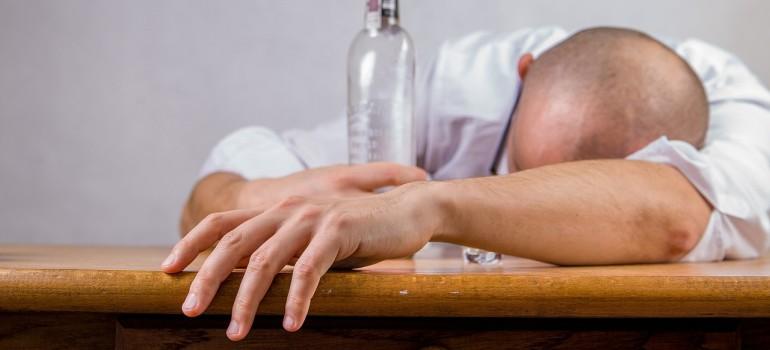 Симптомы и причины похмелья