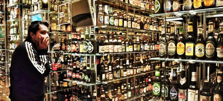 Минздрав предлагает запретить продажу алкоголя нетрезвым гражданам