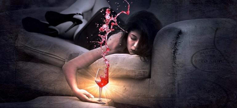 Воспоминания о прошлой пьянке помогают снизить тягу к алкоголю
