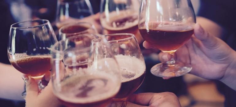 Алкогольная зависимость родителей влияет на мозг детей