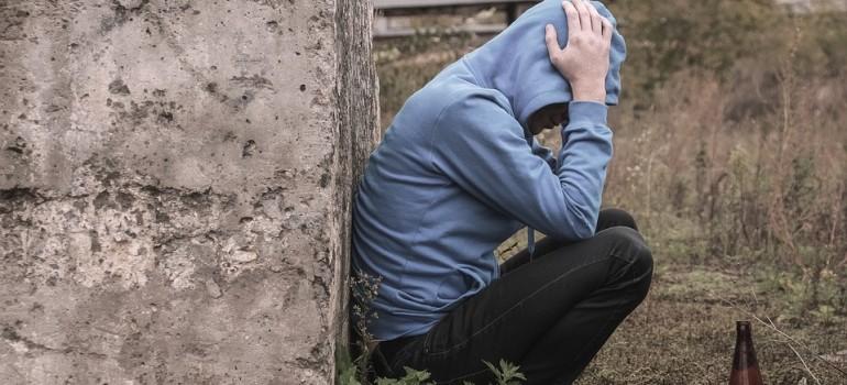 Алкоголизм связан с нарушениями в мозге