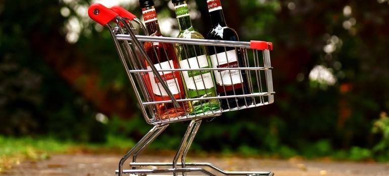 В России могут вырасти продажи контрафактного алкоголя
